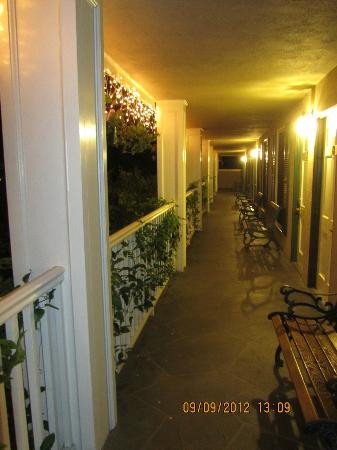 Lavender Inn by the Sea: upstairs