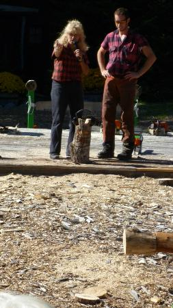 写真Timber Tina's Great Maine Lumberjack Show枚