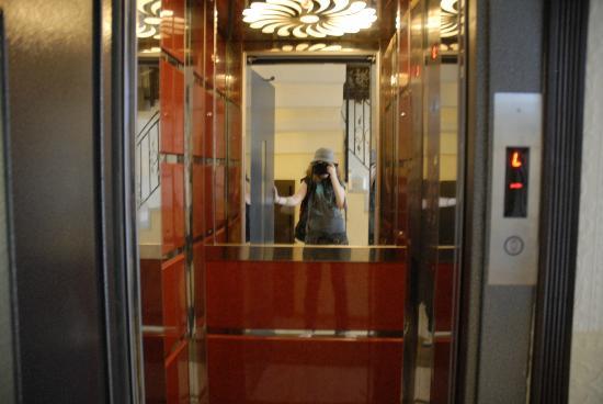 Sultanahmet Park Hotel: Elevator