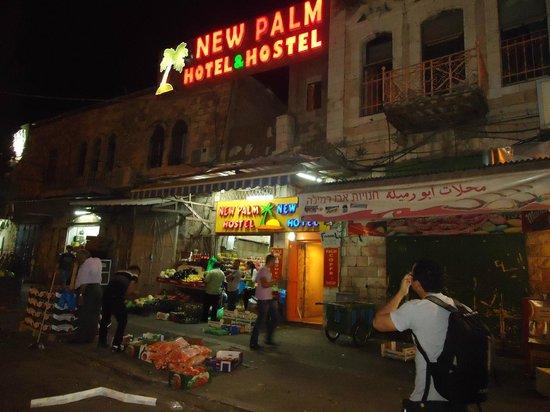 New Palm Hotel & Hostel: Hotel y Hostel