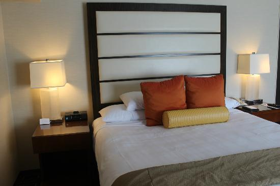 Hyatt Regency Sacramento: Heavenly bed