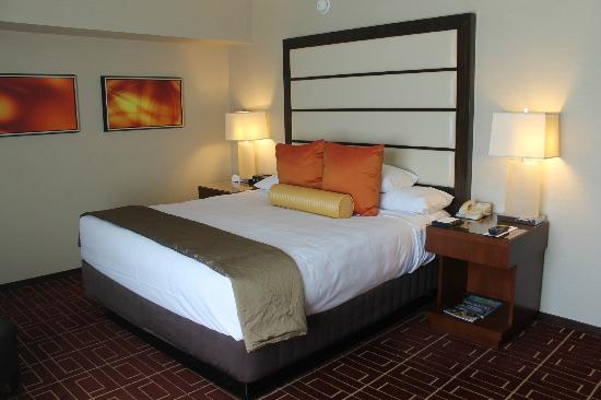 Hyatt Regency Sacramento: Comfortable and Clean