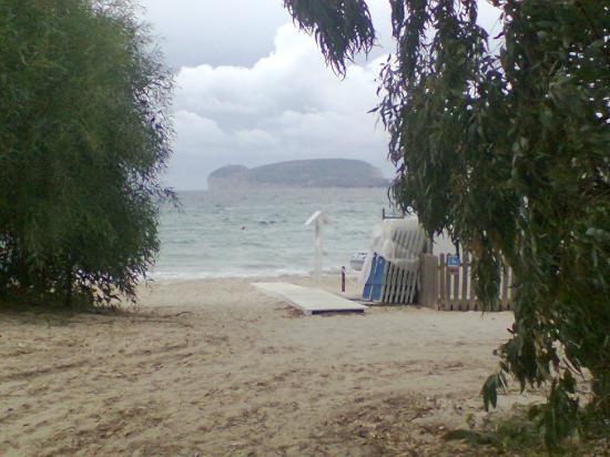Villaggio e Campeggio Nurral: La spiaggia