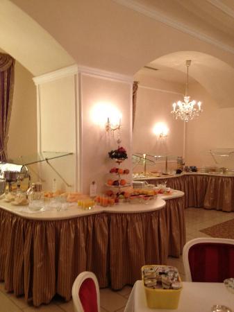Kaiserin Elisabeth: Breakfast Buffet