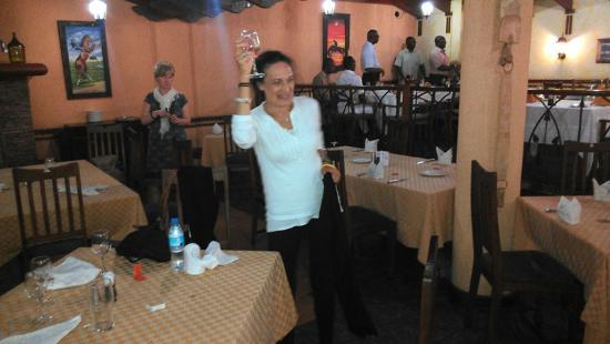 Pampa Churrascaria: Good Wine at Pampas