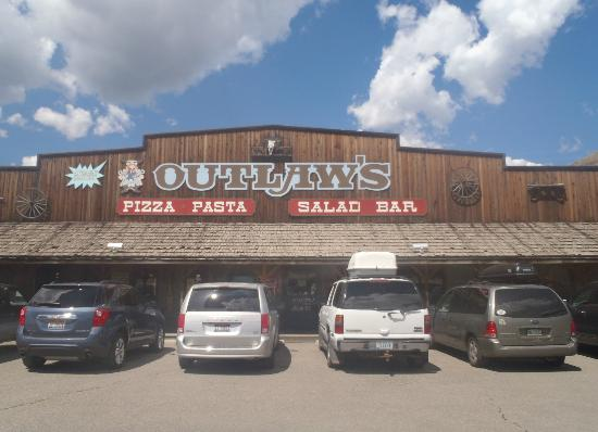 Outlaw's Pizza: Outlaw's