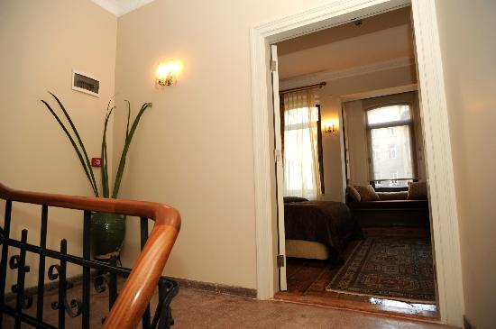 Dila Suites: İnside Hotel