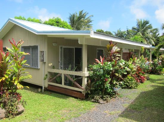Te Akapuao Holiday Studio Villas 1 & 2