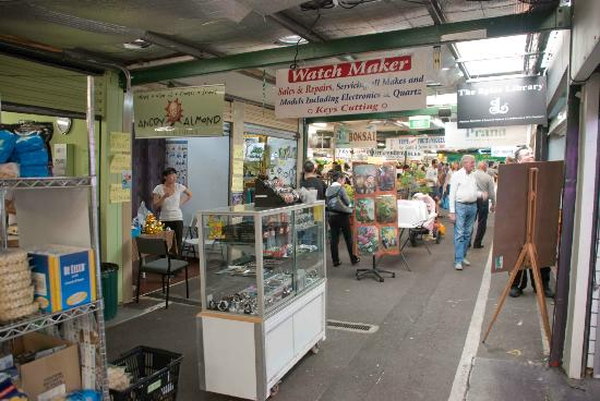 Subiaco Station Street Markets: Inside the Markets