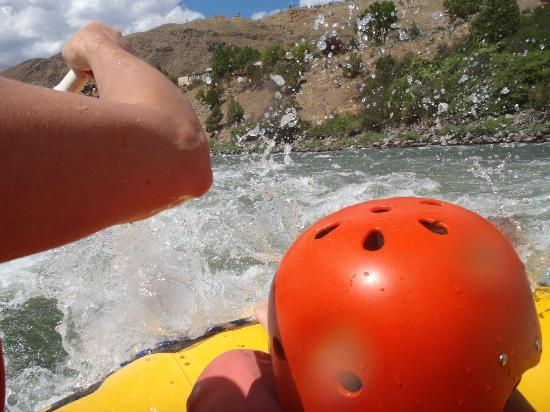 Montana Whitewater Rafting and Zipline on the Yellowstone River Day Trips 사진