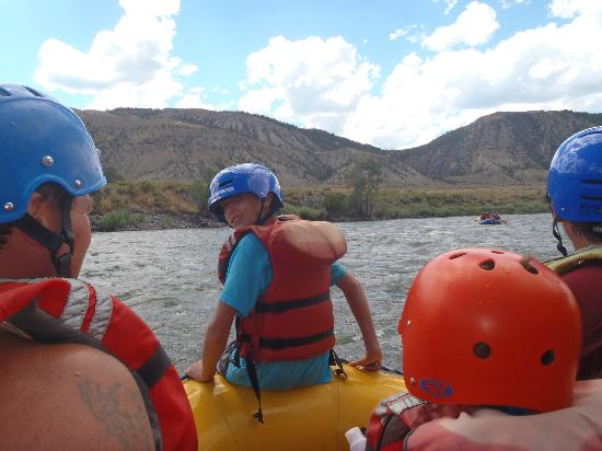 Montana Whitewater Rafting and Zipline on the Yellowstone River 사진