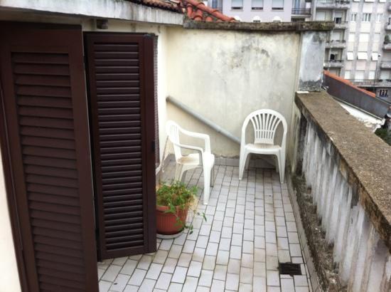 "Ambra: terraza ""limpísima"""