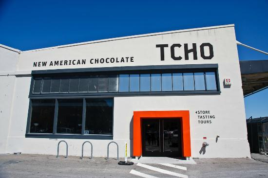 Tcho Chocolate Factory Tour San Francisco 2018 All You