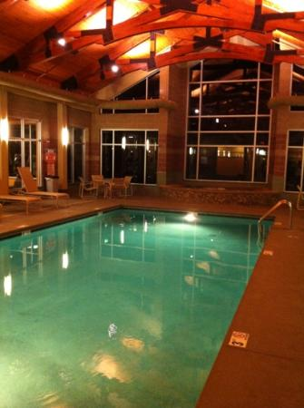 MeadowView Conference Resort & Convention Center: la piscina