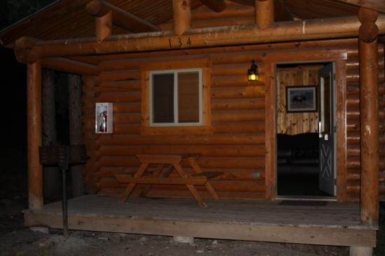 Togwotee Mountain Lodge: cabin