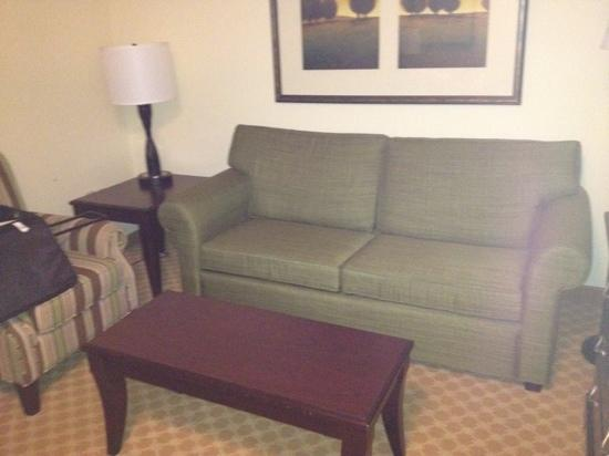 Country Inn & Suites By Carlson, Wytheville : Living area