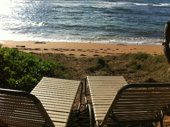 Kauai Coast Resort at the Beachboy : Oceanview Room...heaven.