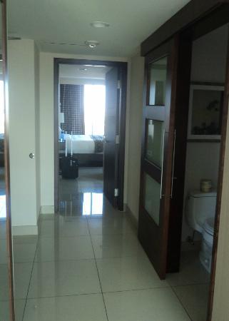 Greektown Casino Hotel: Suite Hallway