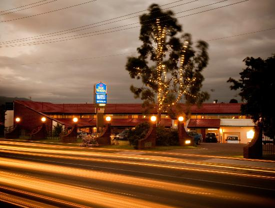 Best Western Balmoral Motor Inn: Entrance
