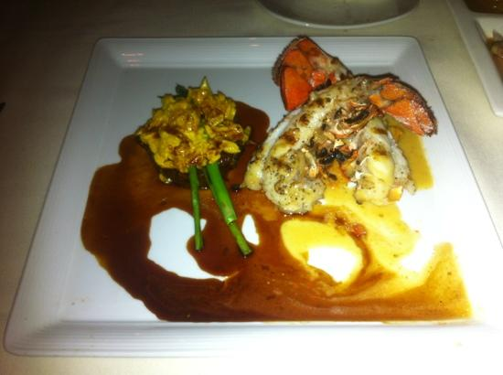 Roy's: perfect surf and turf