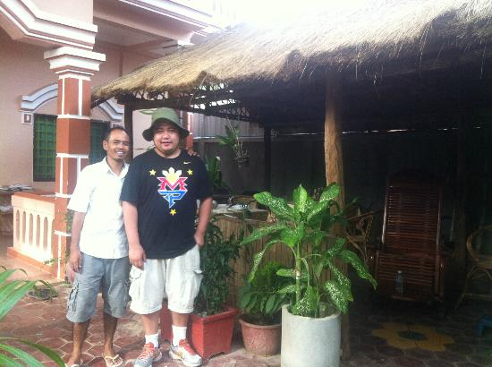 Bunlinda Hostel: With friendly owner