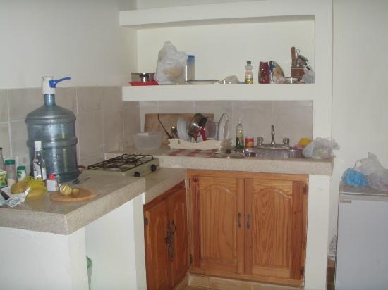 Hooked Cabarete: Kitchen