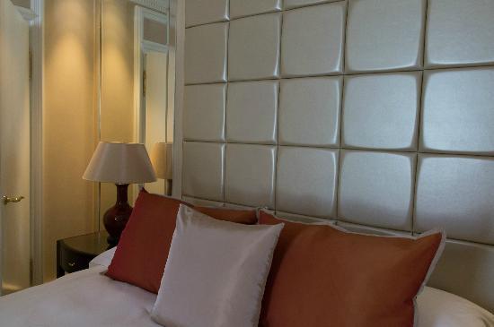 ホテル ボー オー ラック, ベッド