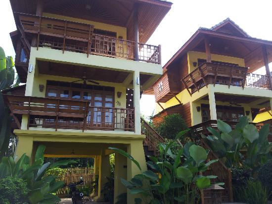 Pai Vimaan Resort: Outside