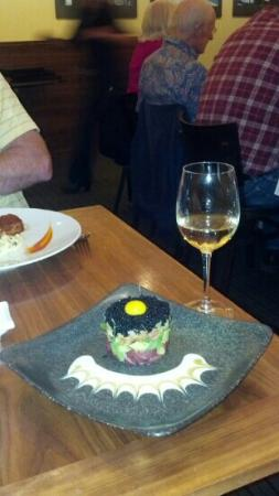Five Fusion & Sushi Bar : The Tuna Tartare Tower (Tasty....)