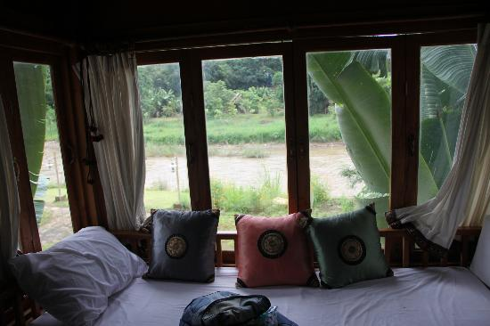 Pai Vimaan Resort: Inside room 102