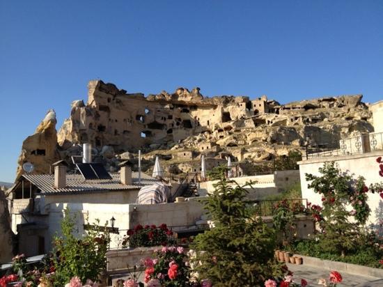 Canela Cave Hotel: Vista desde la terraza