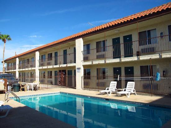 Bridgewater Motel : Pool