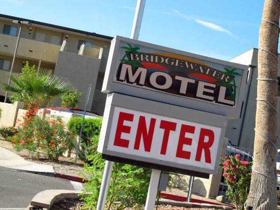 Bridgewater Motel : eingang