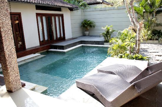 Grand Akhyati Villas and Spa: Private Pool