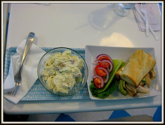Dinkies: My lunch
