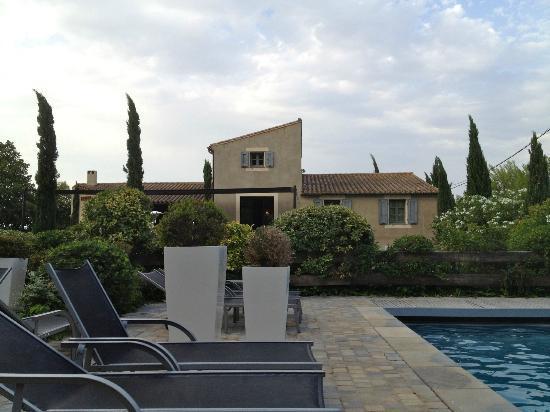 Hotel Montmorency: Piscine
