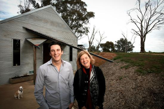 Scion Vineyard & Winery: Jan and Rowly Milhinch are the mother & son duo behind the Scion label