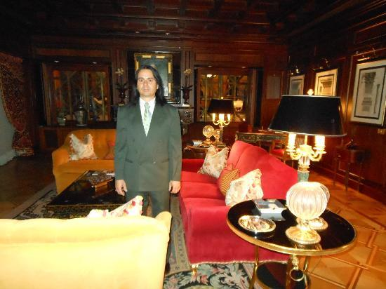 Hotel Principe Di Savoia: Presidential suite SEP2012