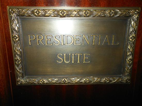 Hotel Principe Di Savoia: What a suite life SEP2012