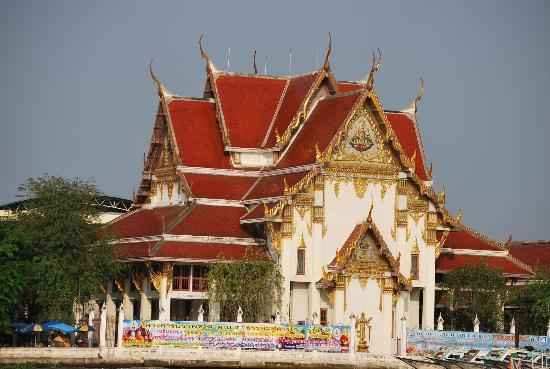 Restaurants Near Chatrium Hotel Riverside Bangkok, Thailand