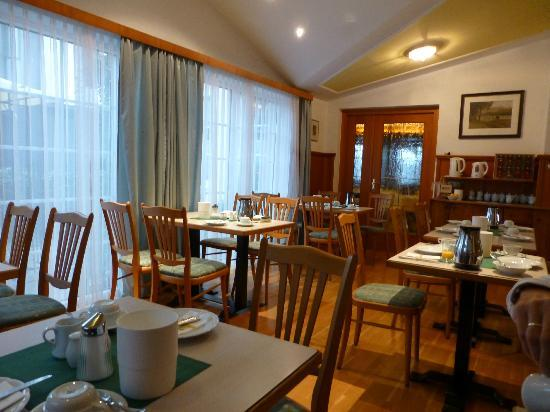 Moserwirt : One part of the breakfast room