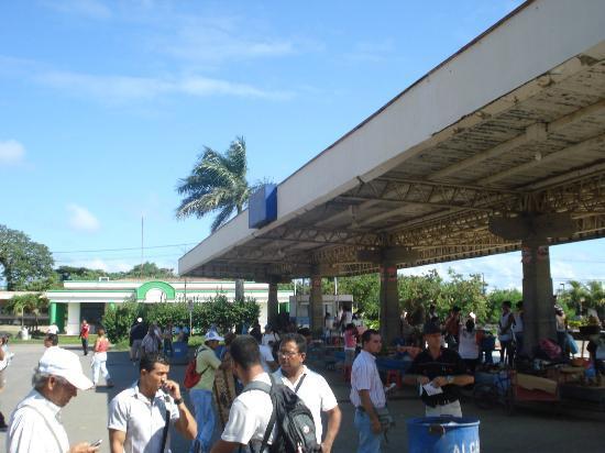 Hotel Condovac la Costa: Nicaraguan Border