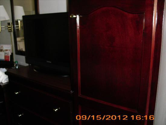 Kings Inn Anaheim: Flat-screen cableTV