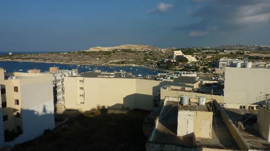 Soreda Hotel: vue de la piscine