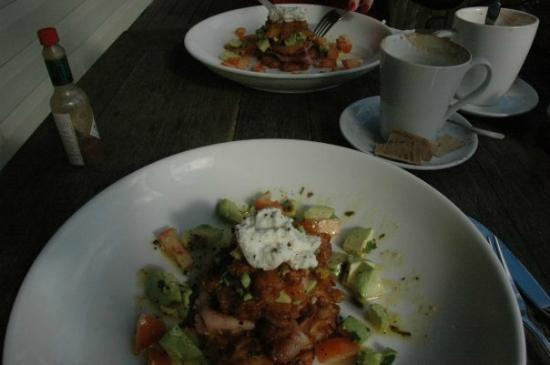 Cafe Wollombi: Breakfast!