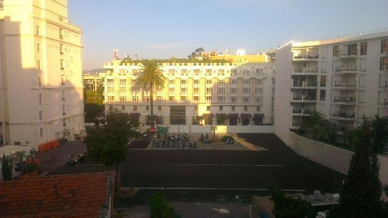 Mercure Cannes Croisette Beach: balcon view room 407