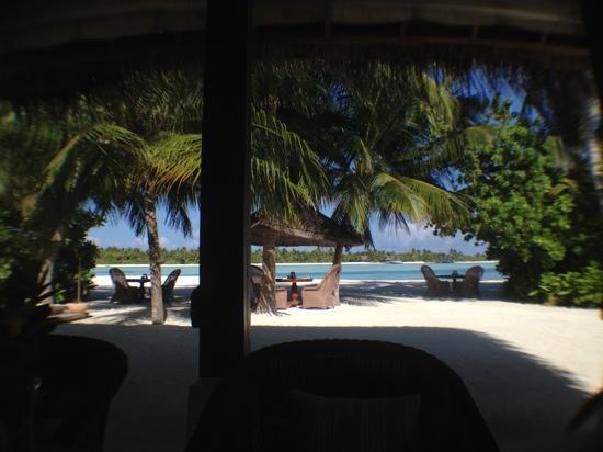Naladhu Resort Maldives: il ristorante
