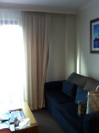 Wyndham Vacation Resorts Asia Pacific Sydney: sofa