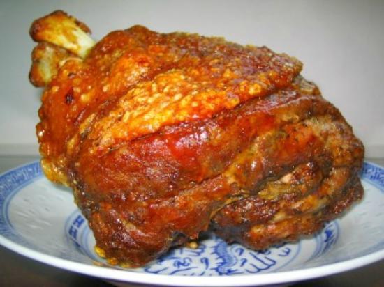 Рулька свиная рецепт с фото