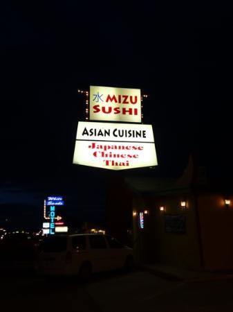 Misu Sushi Asian: Mizu Sushi